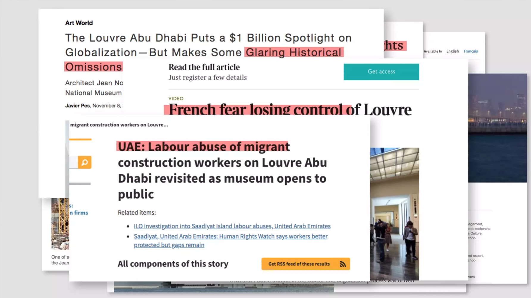 Louvre Abu Dhabi  Why Are You, You?
