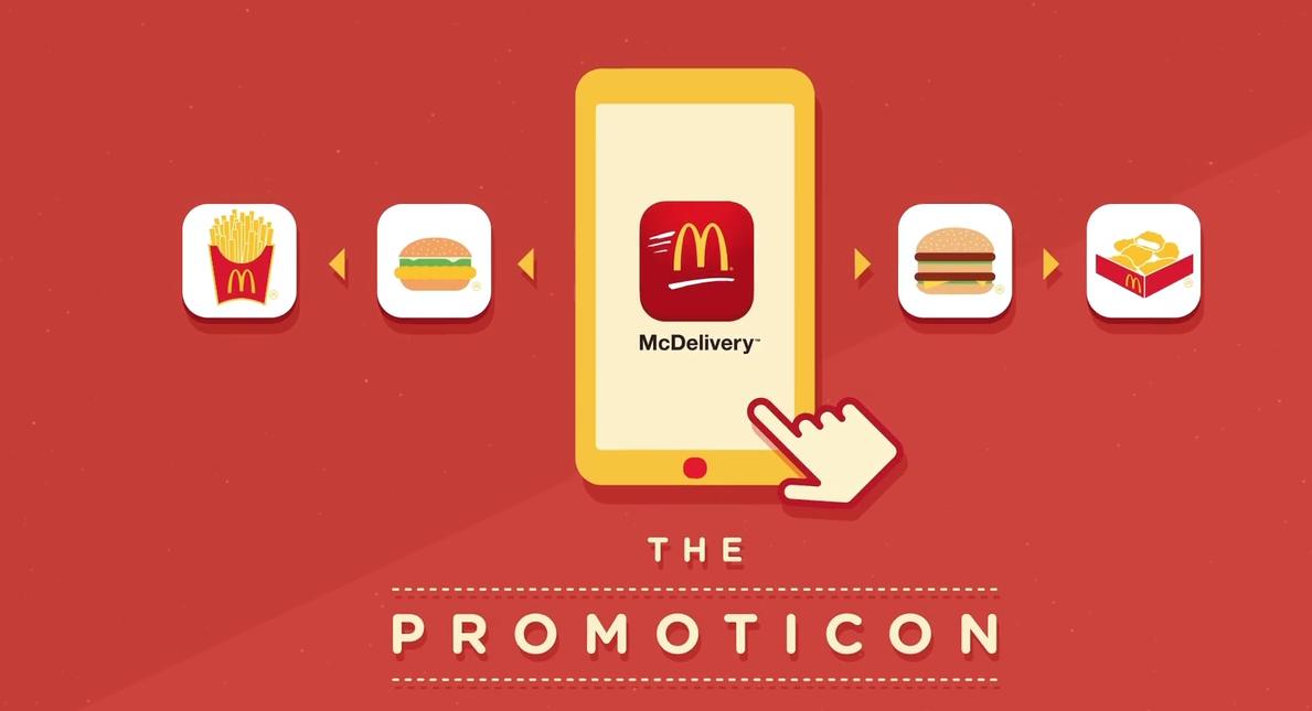 McDonald's Promoticon