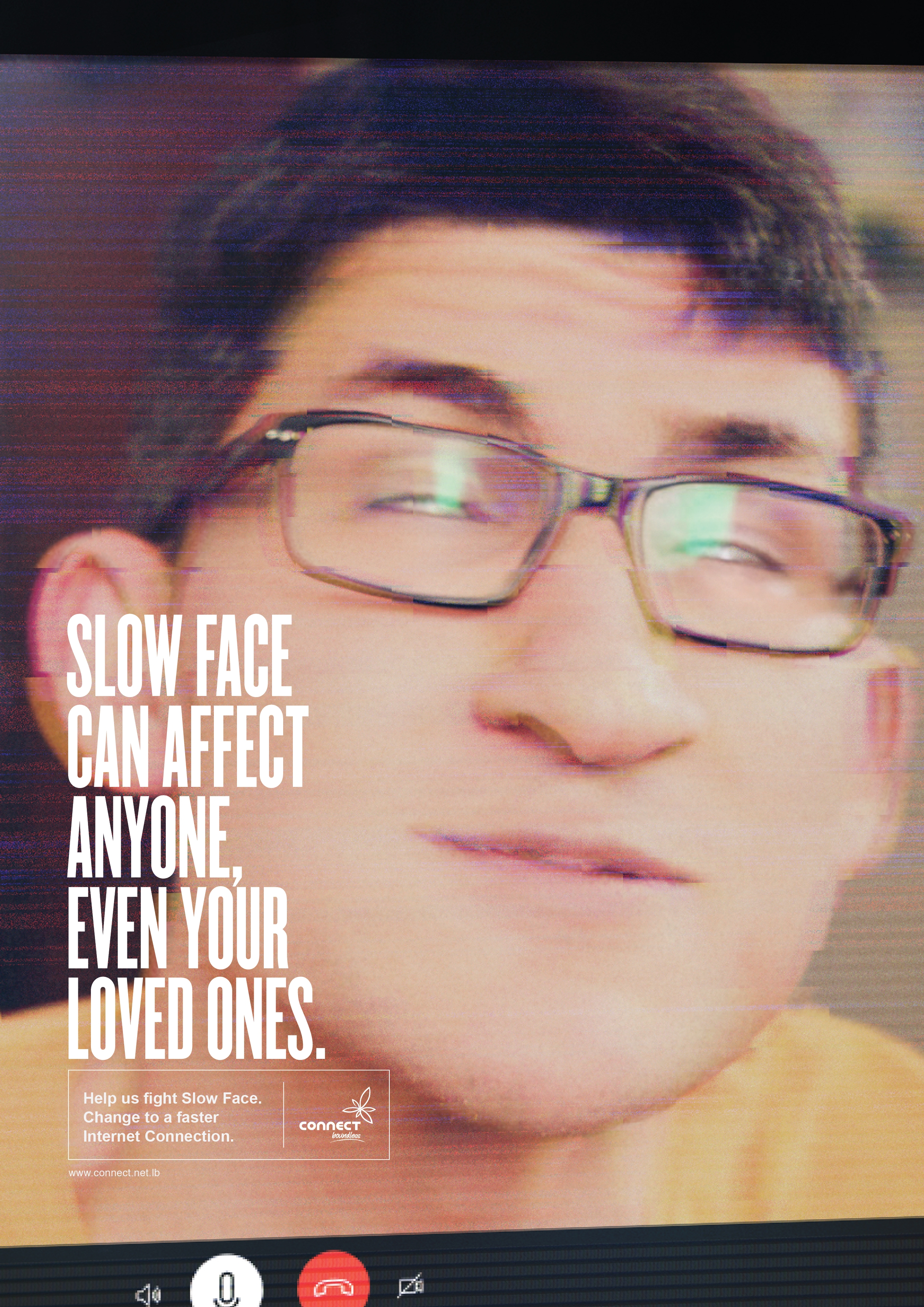 Connect: Slow Face