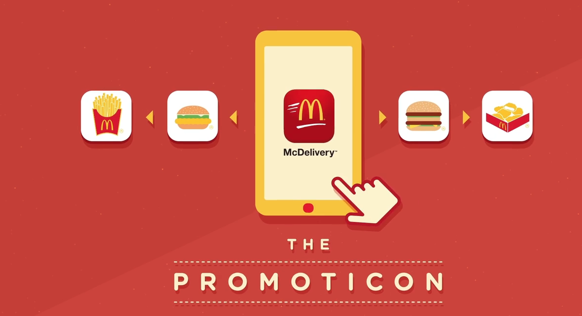 McDonald's Promoticon